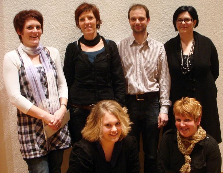 TV Schaan geehrte Leiter 2010